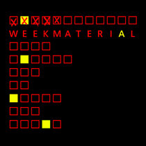 WEEK MATERIAL cover art