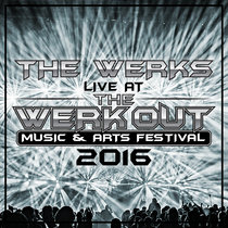 Live at The Werk Out 2016 cover art