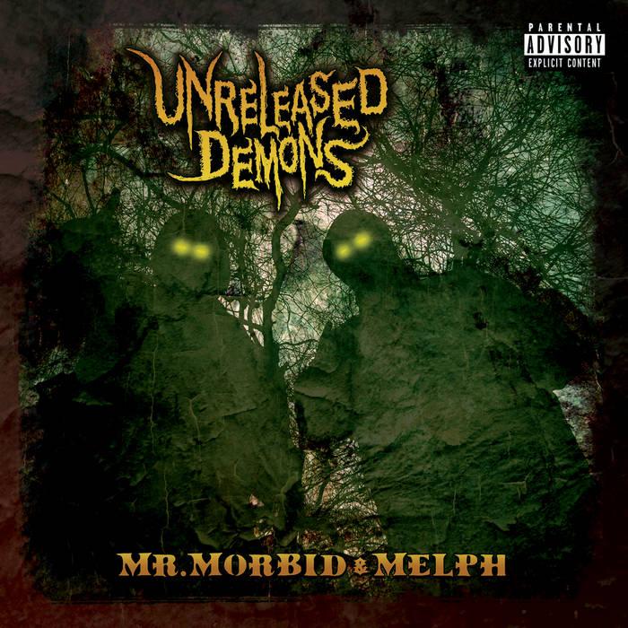 Unreleased Demons EP cover art