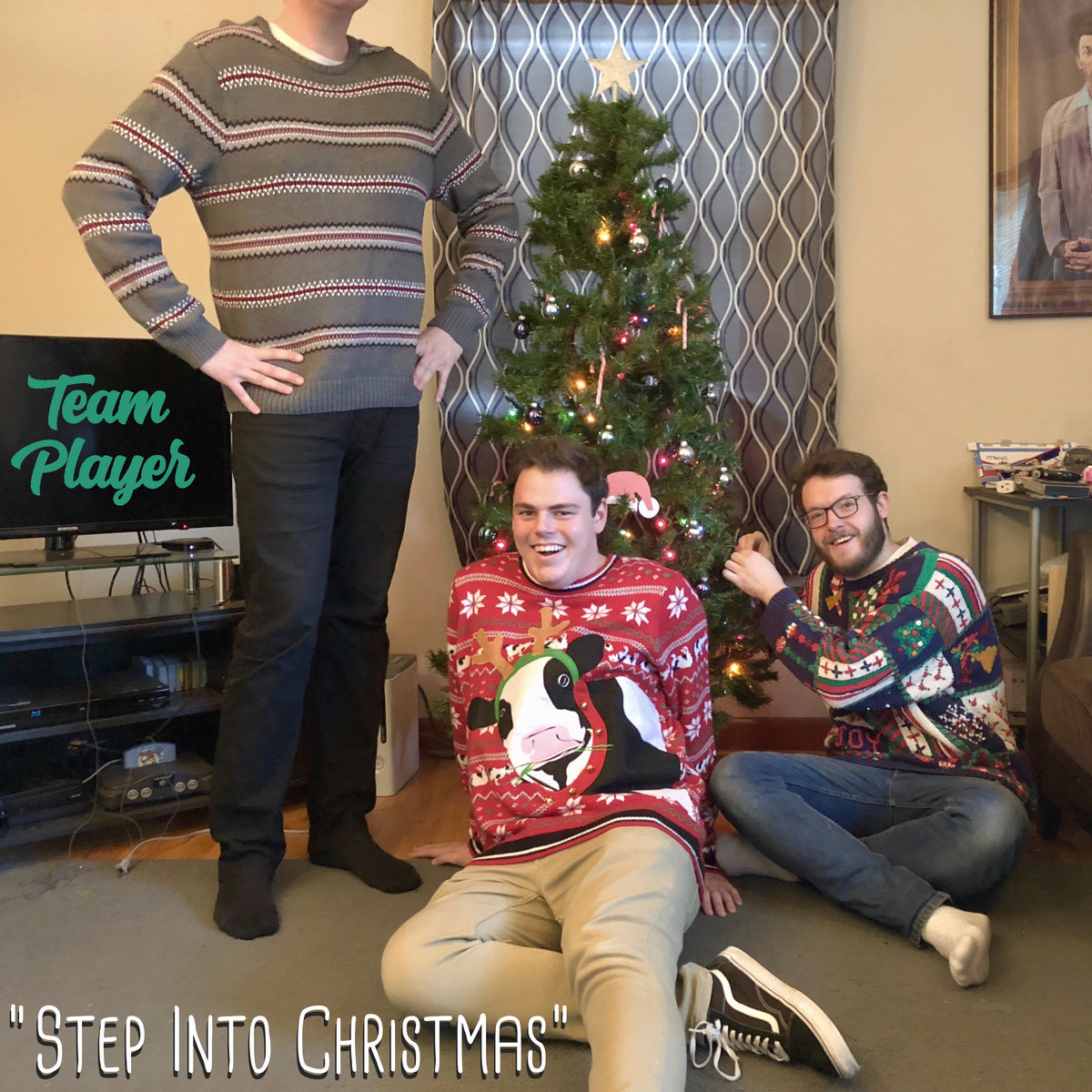 Step Into Christmas.Step Into Christmas Team Player