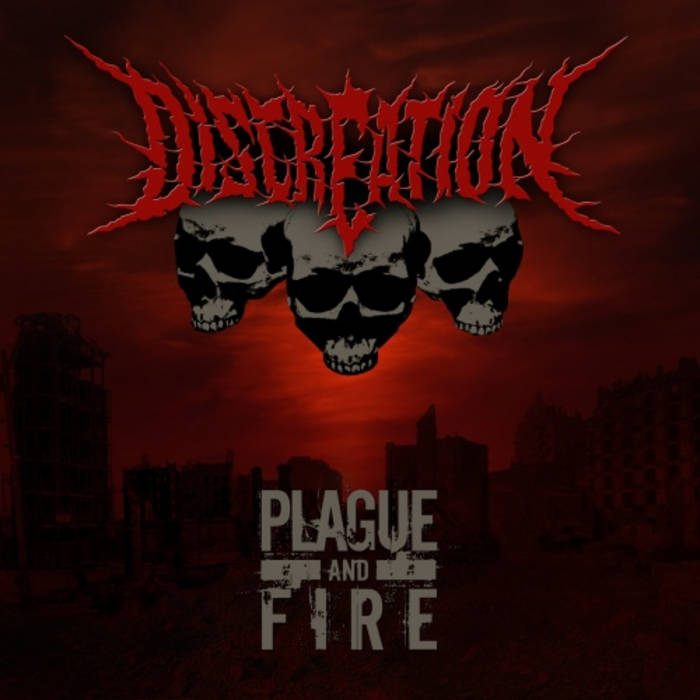 Plague And Fire cover art