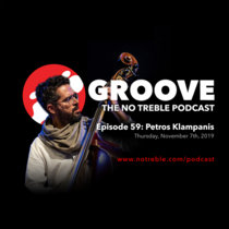 Groove – Episode #59: Petros Klampanis cover art