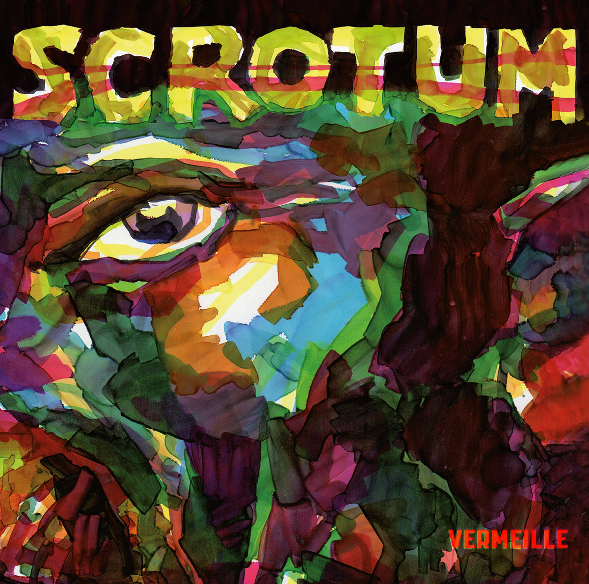 Vermeille (CD) | Scrotum