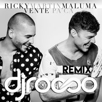 Vente pa'ca Remix cover art