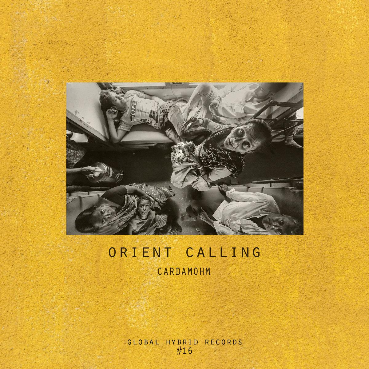 Cardamohm - Orient Calling artwork