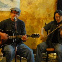 Rob Roper with Paul Ermisch & Laurie Lamar Live at Michelangelo's cover art