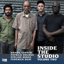 Inside The Studio Vol. Two cover art