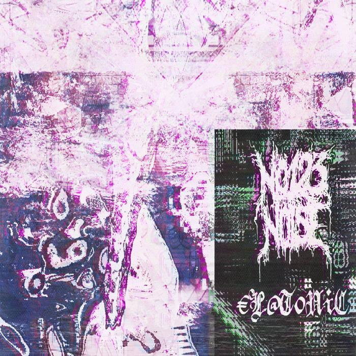 €L@T0NiC/N0123NOISE Split cover art