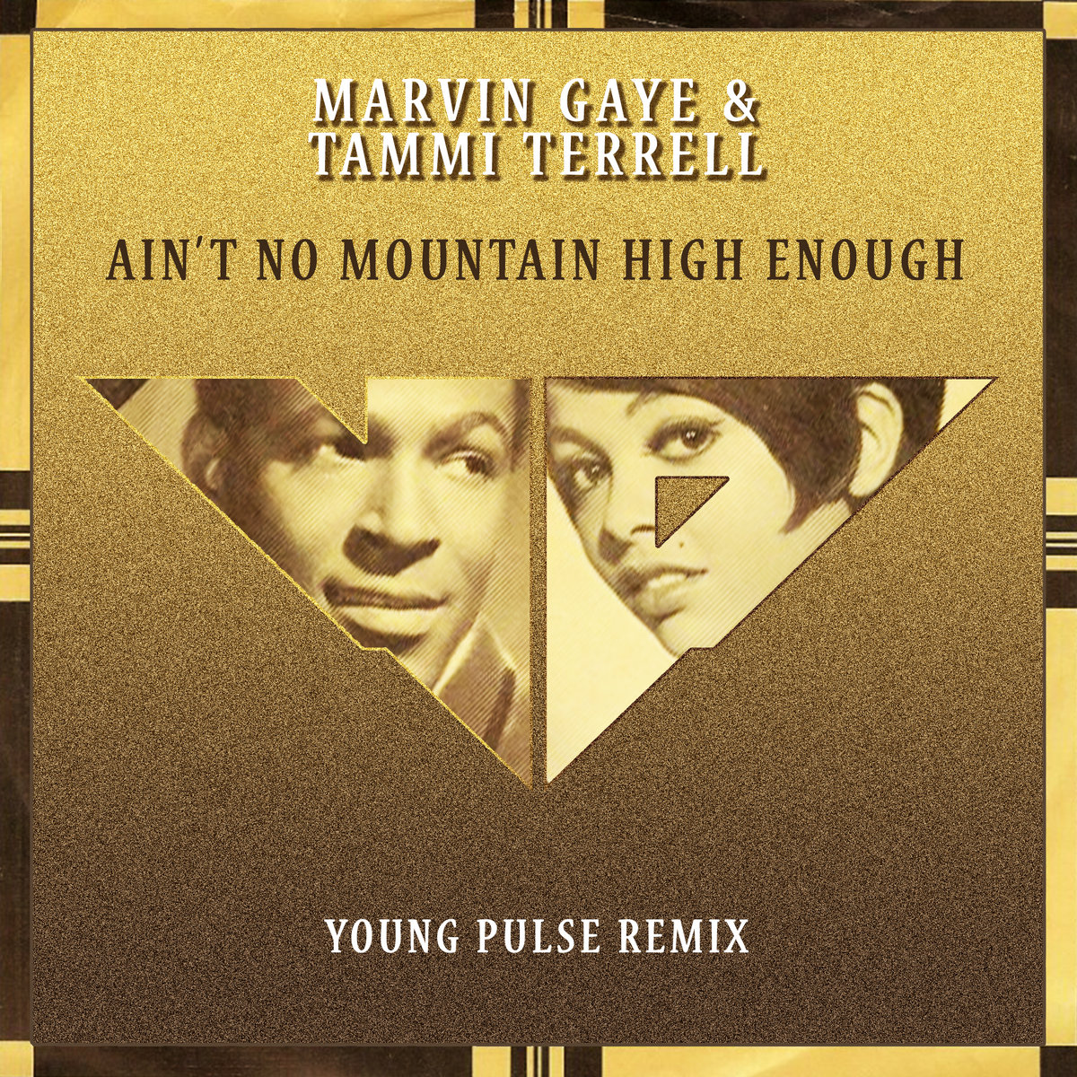 Ain't No Mountain High Enough (Young Pulse remix) (from the