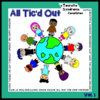 All Tic'd Out, Tourette Syndrome Benefit Compilation Cover Art