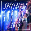 Specialist Subject Records 2015 Cover Art