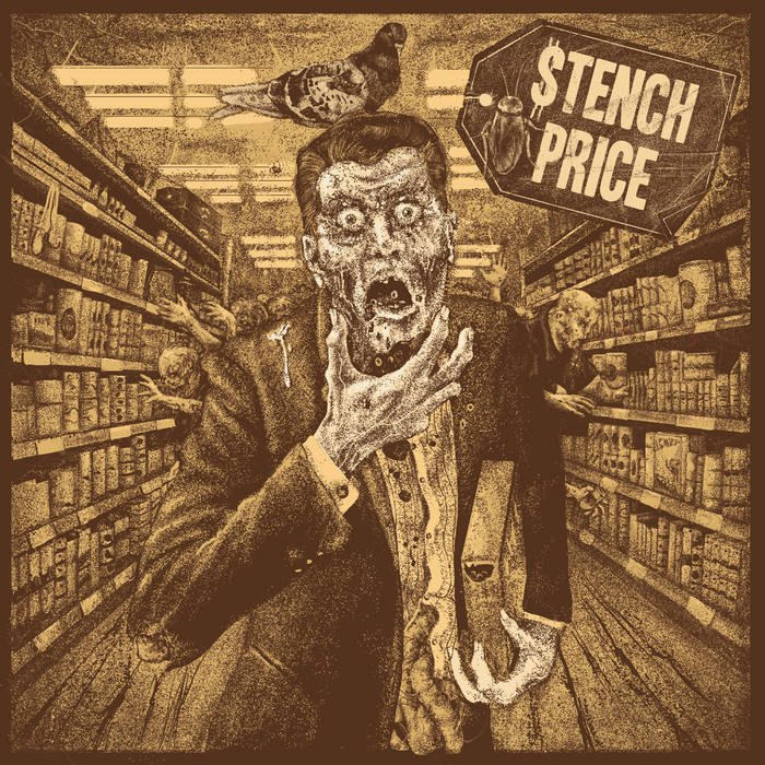 Stench Price (Grind Supergroup) cover art