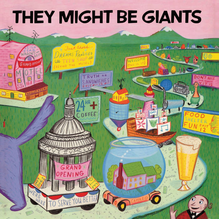 They Might Be Giants, 1986