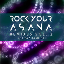 Rock Your Asana Vol 2 cover art