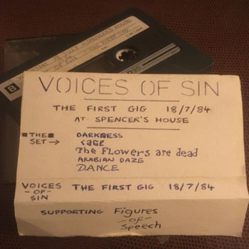 Spencer's House (Debut Gig) 18/07/84 by Voices Of Sin