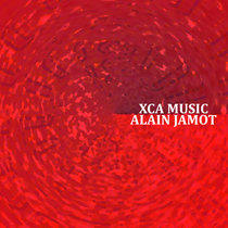 XCA Music (lp)(modern classical-electro) cover art