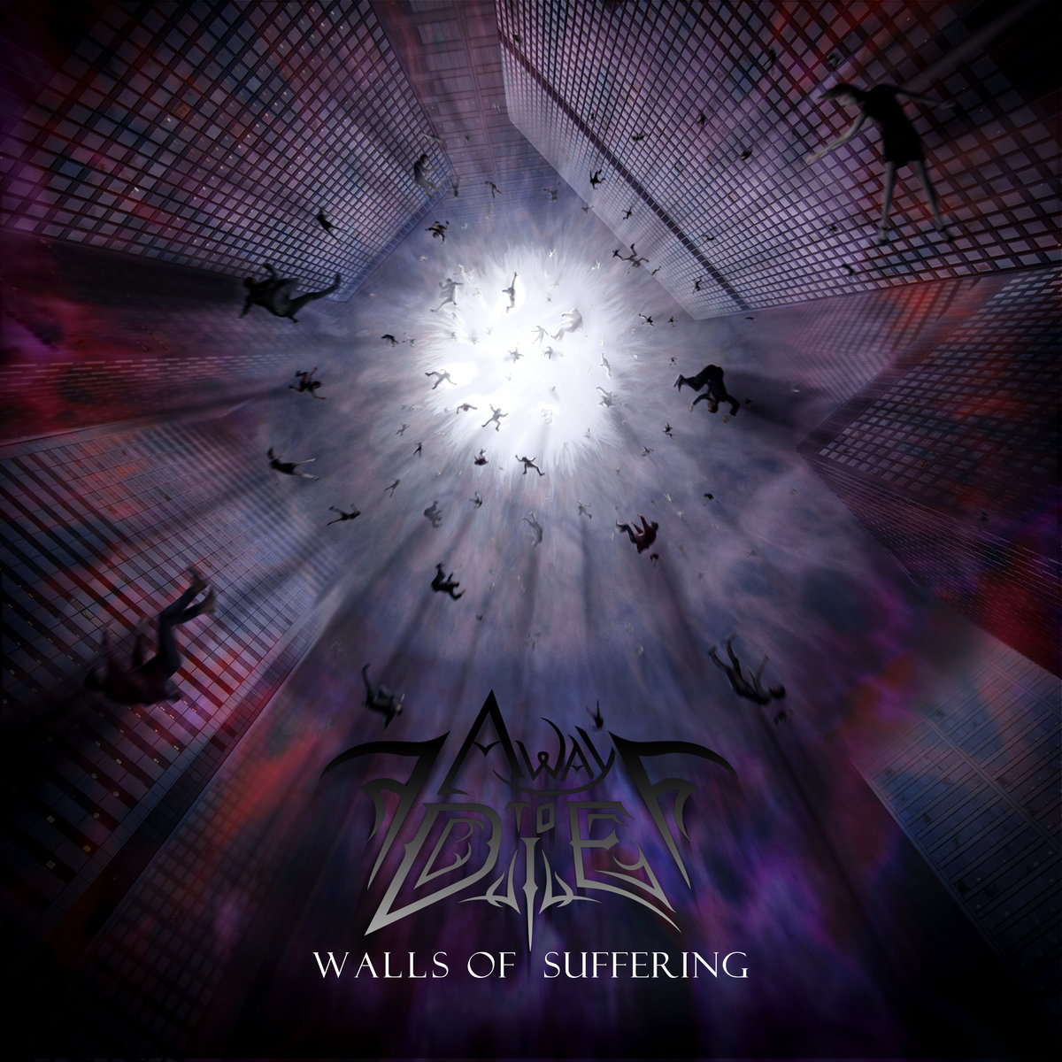 Away To Die - Walls of Suffering [EP] (2018)