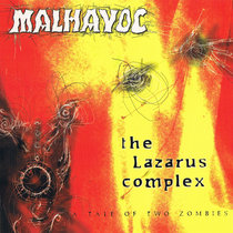The Lazarus Complex cover art