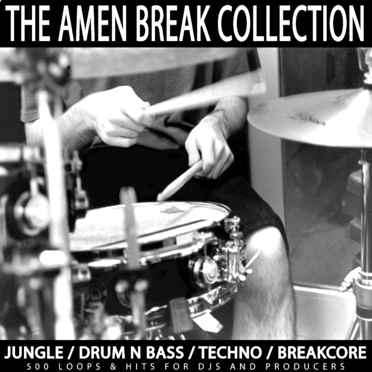 Amen Break Collection | 6Blocc