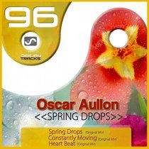 Oscar Aullon: Spring Drops EP cover art