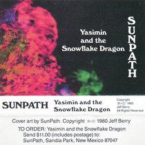 Yasimin and the Snowflake Dragon cover art