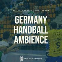 Handball Sounds Handball Sound Effects Germany cover art