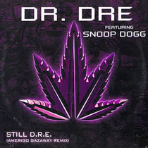 Dr. Dre - Still D.R.E. feat. Snoop Dogg (Amerigo Gazaway Remix) cover art