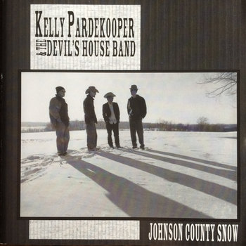 Johnson County Snow by Kelly Pardekooper