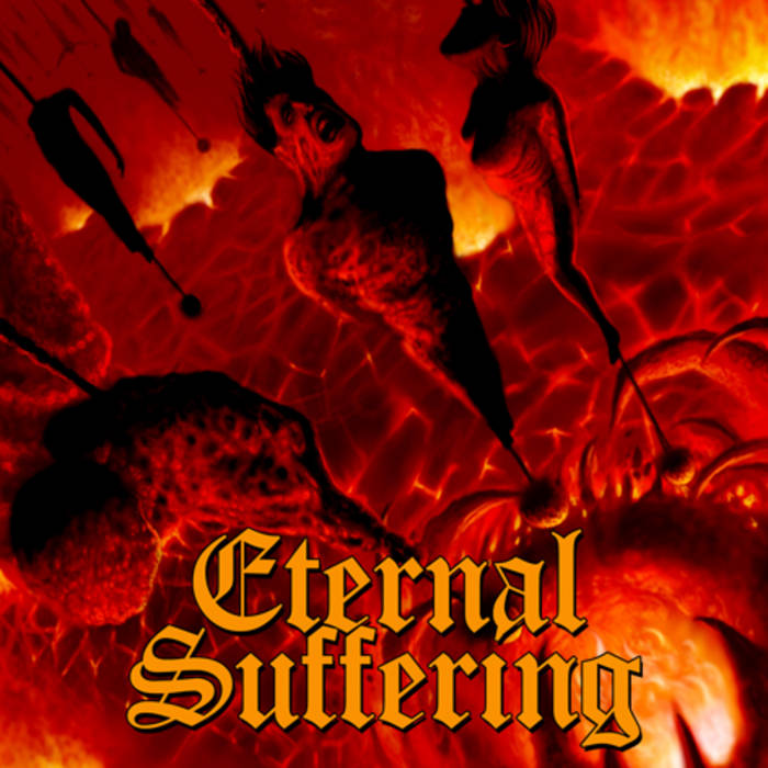 ETERNAL SUFFERING - Echo Of Lost Words | Inherited Suffering Records