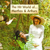 The Hit World Of... Marthas & Arthurs (1st album) Cover Art