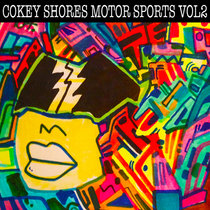 COKEY SHORES MOTOR SPORTS VOL.2 cover art
