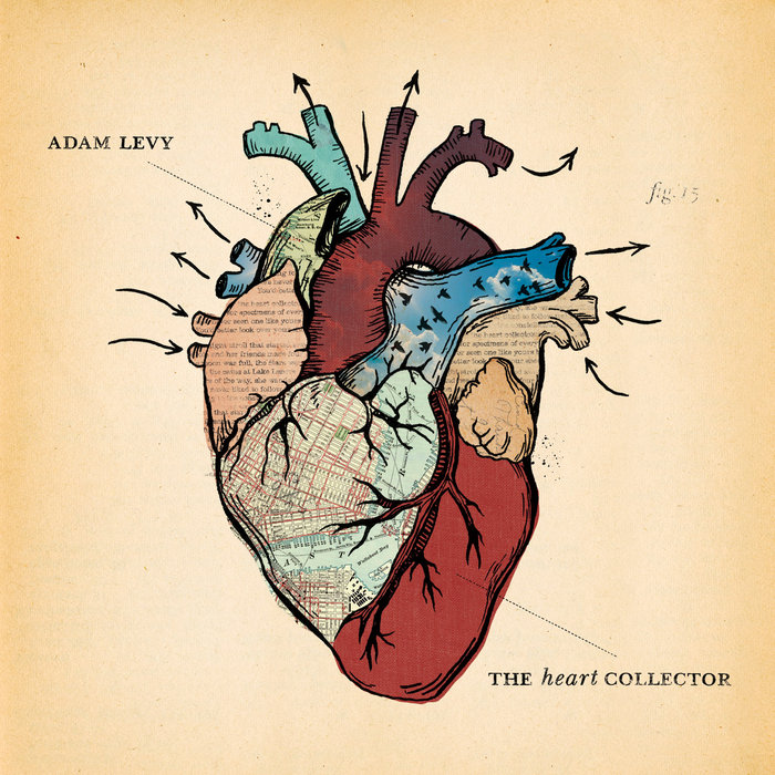 The Heart Collector Adam Levy
