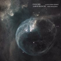 Enduser & Aaron Bianchi - A Little While / View From Earth cover art