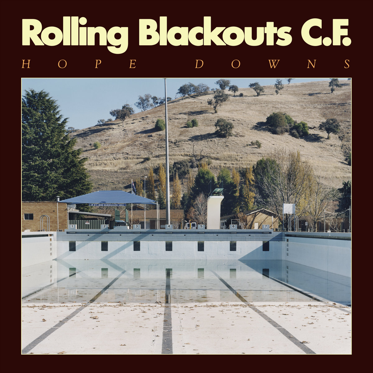 Bilderesultat for rolling blackouts coastal fever hope downs