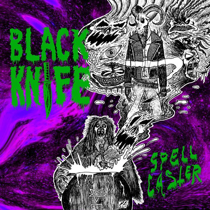 Spell Caster   Black Knife