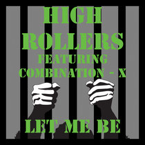 Let Me Be (Single) cover art