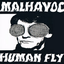Human Fly cover art