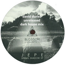 Jepe - Spring Shadow (David Duriez Unreleased Dark House Mix) [2019 Remastered] cover art