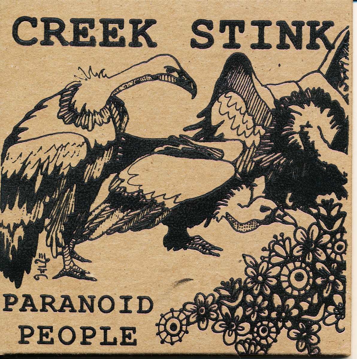 Image result for paranoid people creek stink