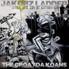 Jakobz Ladder Vol. 1 (The Croatoa Koans) Cover Art