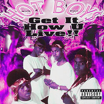 Get It How You Live!! (Slim K Slowdown Remix) cover art