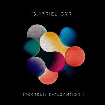 Spectrum Exploration I by Gabriel Cyr