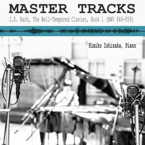 Master Tracks: The Open Well-Tempered Clavier cover art