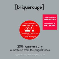 [BR061] : Alex Parsons & CD - Backscratch (incl.Zoo Brazil Remix) [2020 Remastered Edition] cover art