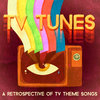 TV Tunes: A Retrospective of TV Theme Songs Cover Art