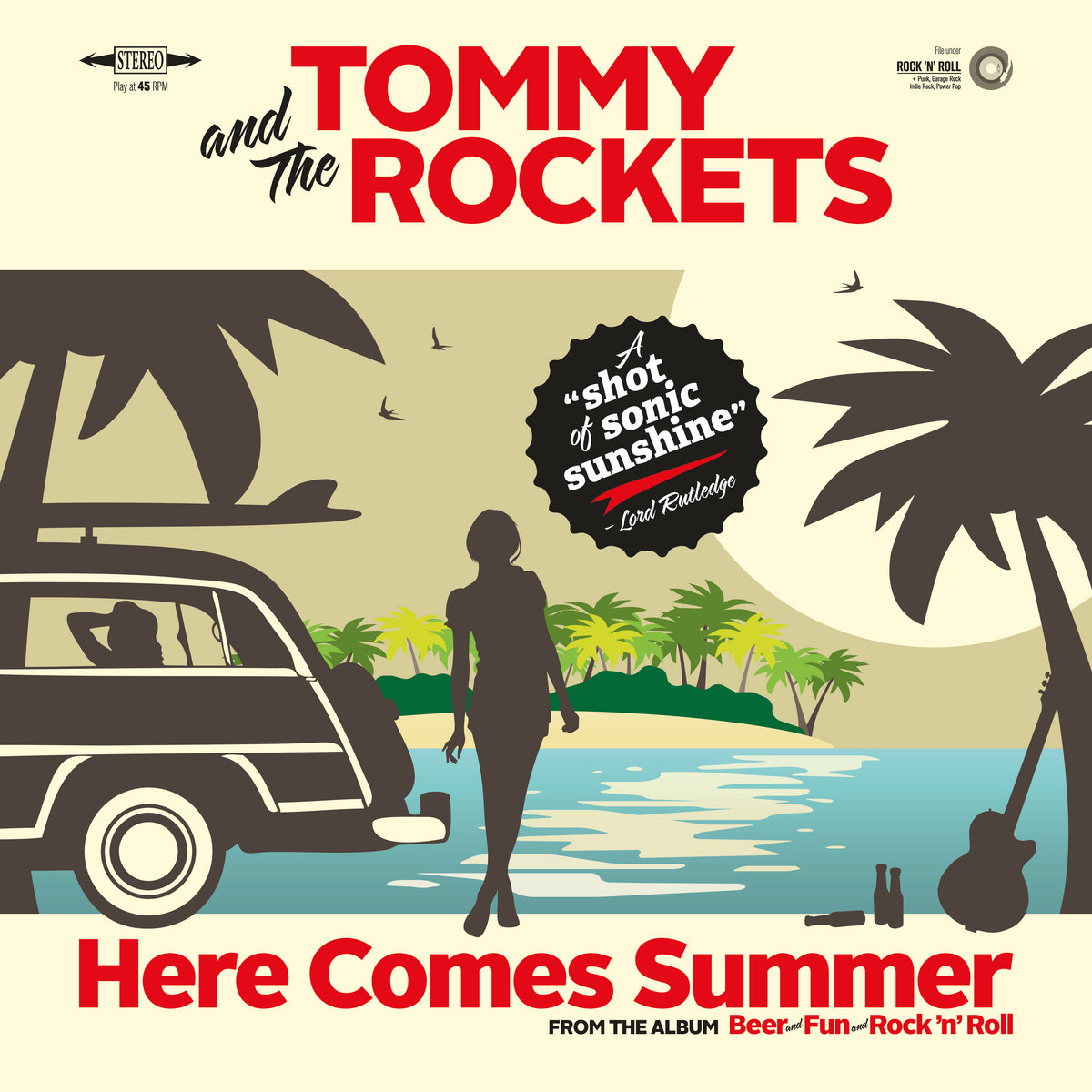 813628e79072c from Here Comes Summer by Tommy And The Rockets