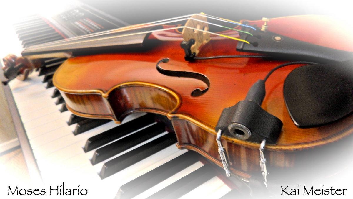 Psalm 103 (Violin - Piano) | PianoMessage • Moses Hilario