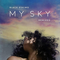 My Sky Remixed cover art