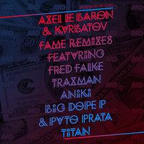 [MTXLT213] Fame Remixes EP cover art