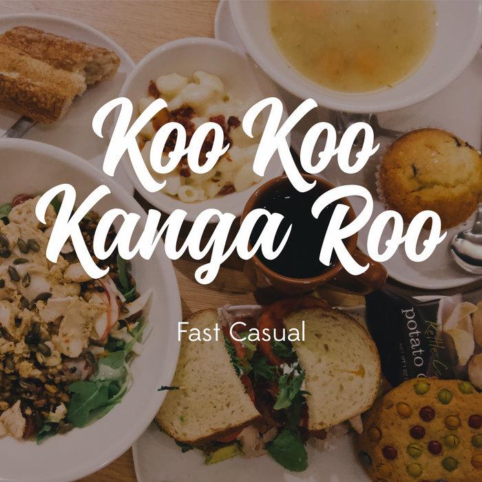 Salad Koo Koo Kanga Roo